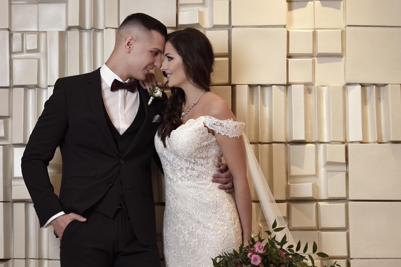 Kővágó Dóra és Bódi Megyer esküvői videó