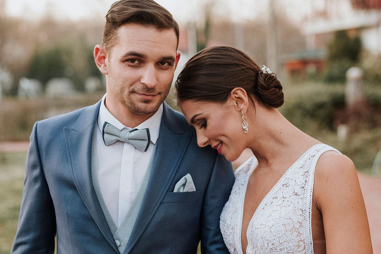 Molnár Andi & Zsolt esküvői videó