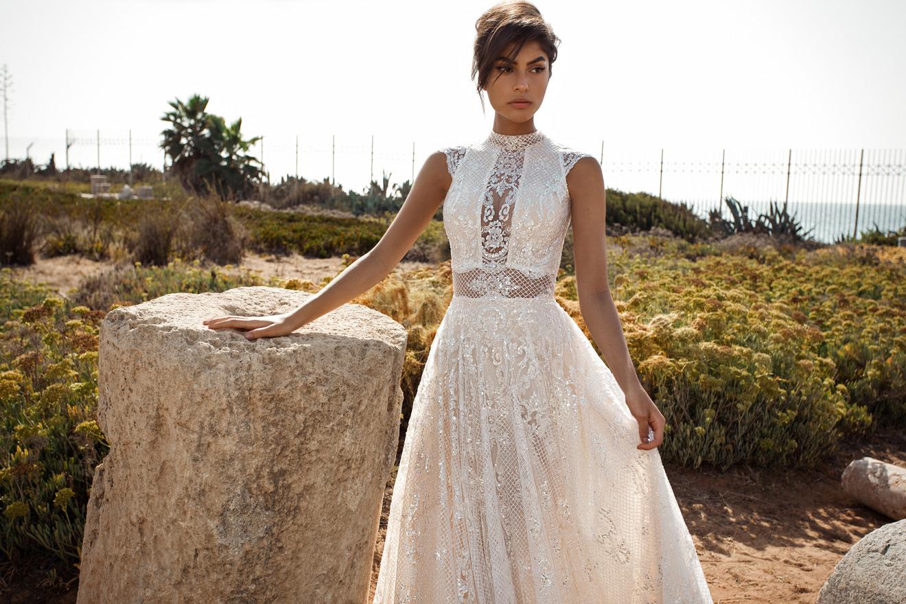 2f0d631f7a Modern menyasszonyi ruhák, amiktől eláll a lélegzeted! | Esküvő Classic