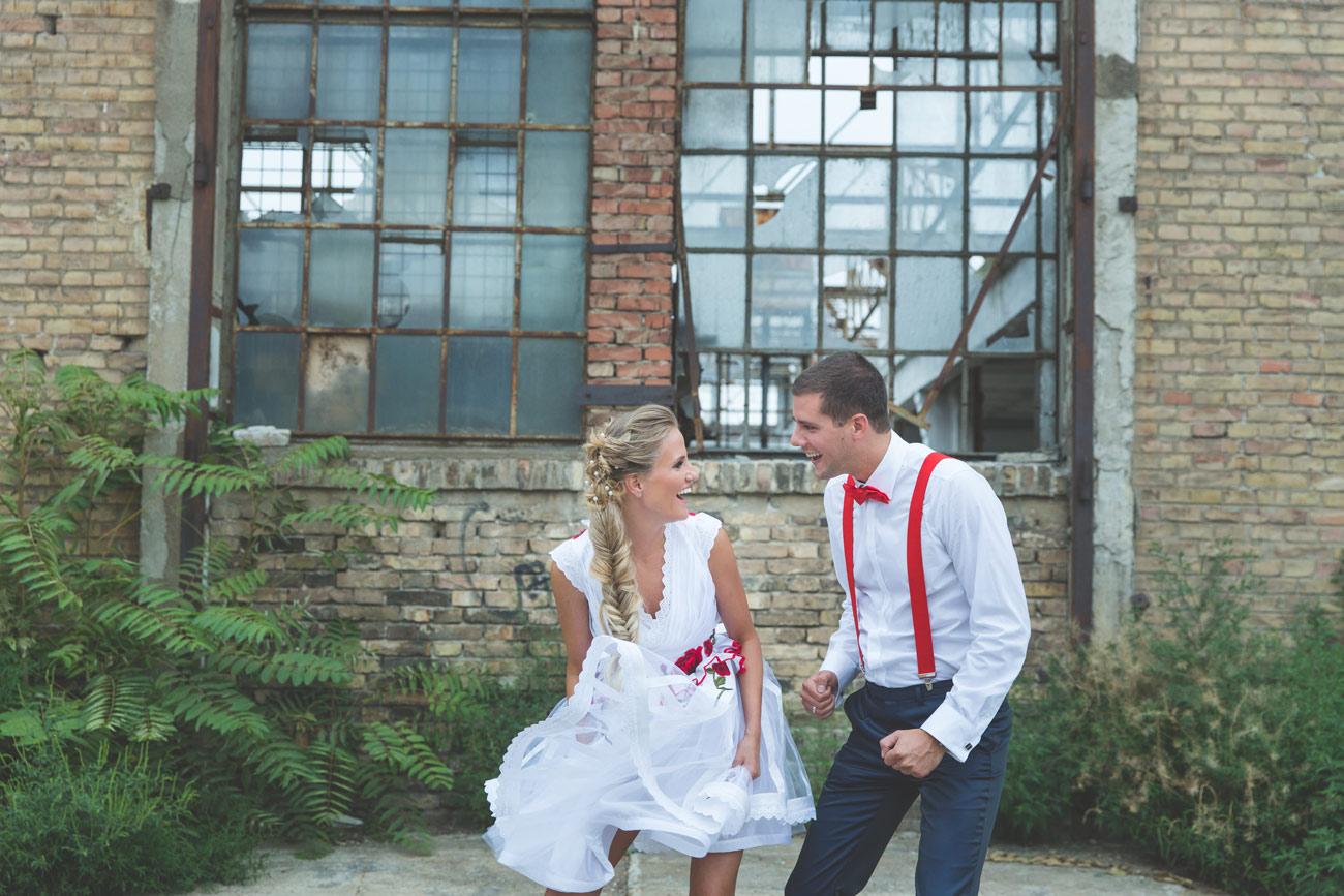 """real wedding, """"Életünk legszebb napja!"""" – ilyen, amikor a szolgáltató házasodik"""