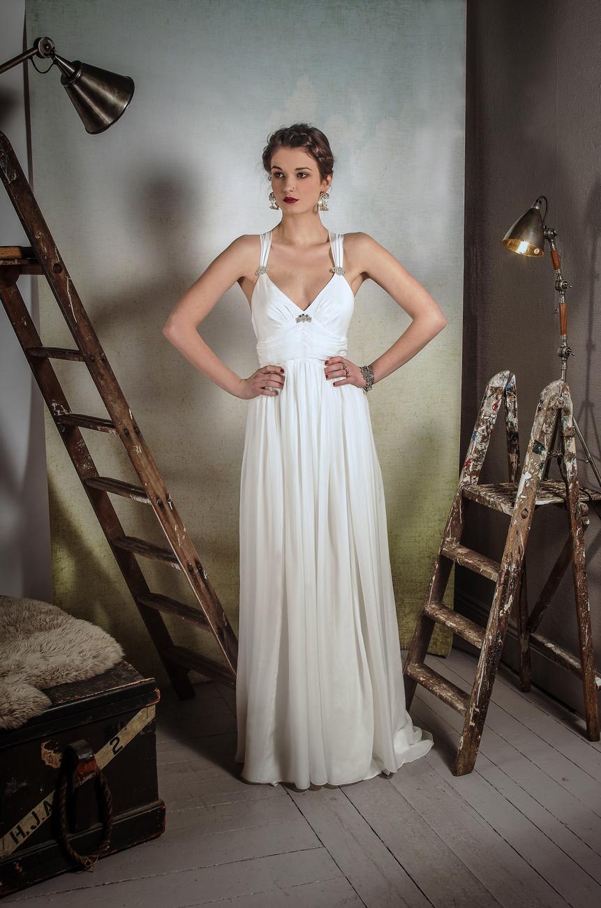 Belle and bunty menyasszonyi ruha
