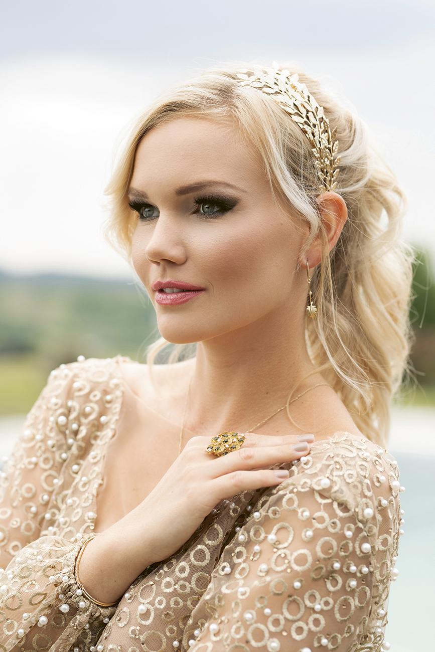 Esküvői smink, Tökéletes esküvői smink és esküvői frizura, és akik elkészítik neked: Schlovicskó Kata és Finszter Kata