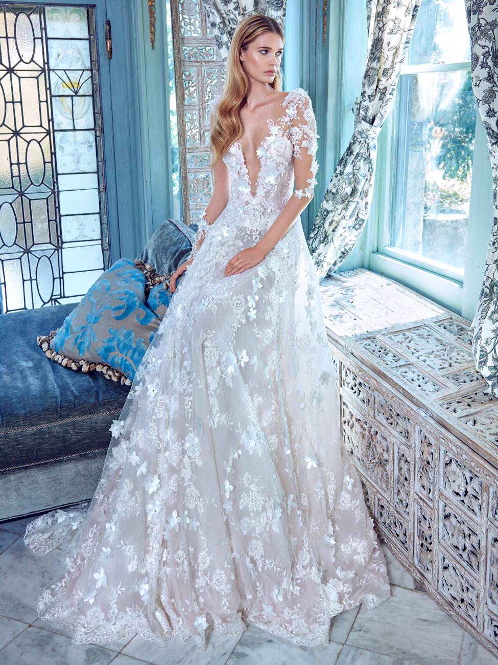 Galia Lahav menyasszonyi ruha