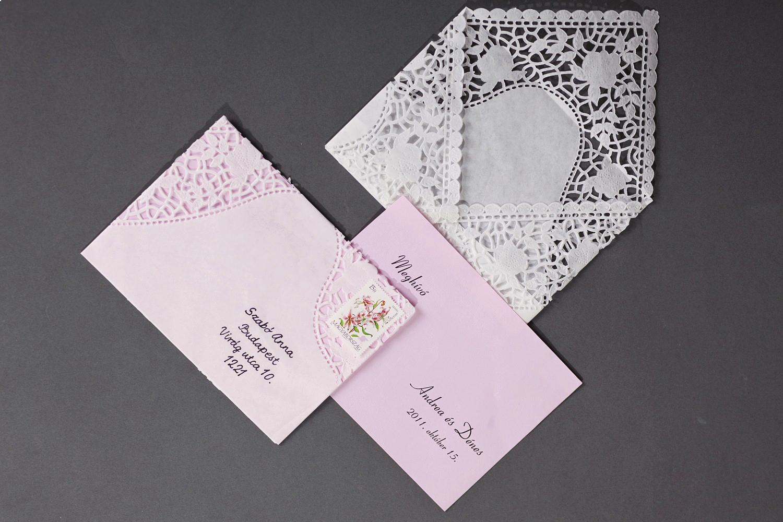Esküvői köszönőajándék, esküvői meghívó, esküvői boríték, meghívó DIY