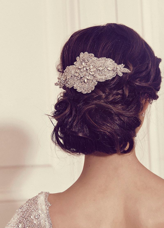 esküvői hajdísz, esküvői frizura, konty, alkalmi frizura