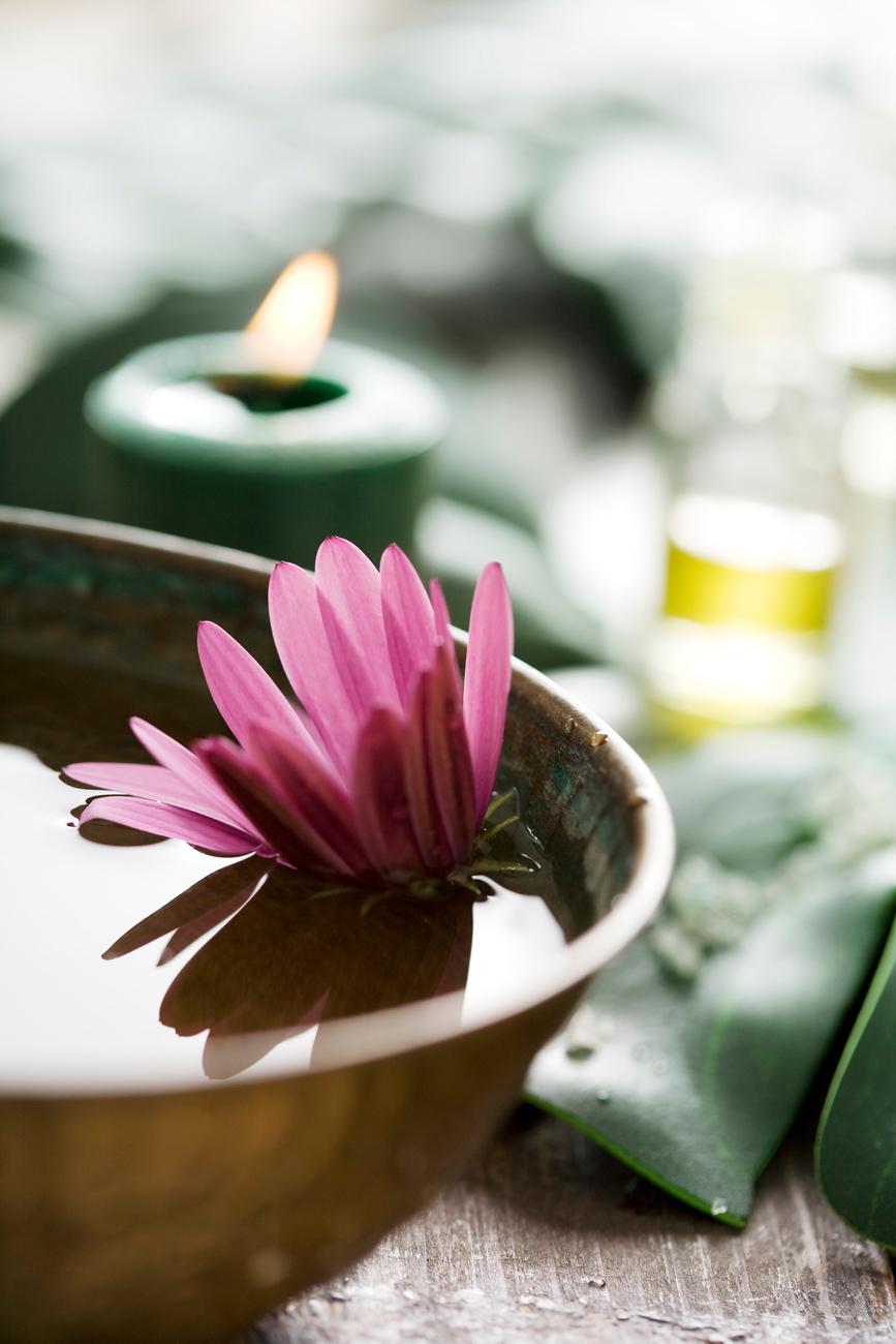 házi wellness stressz ellen, relaxáció esküvő előtt