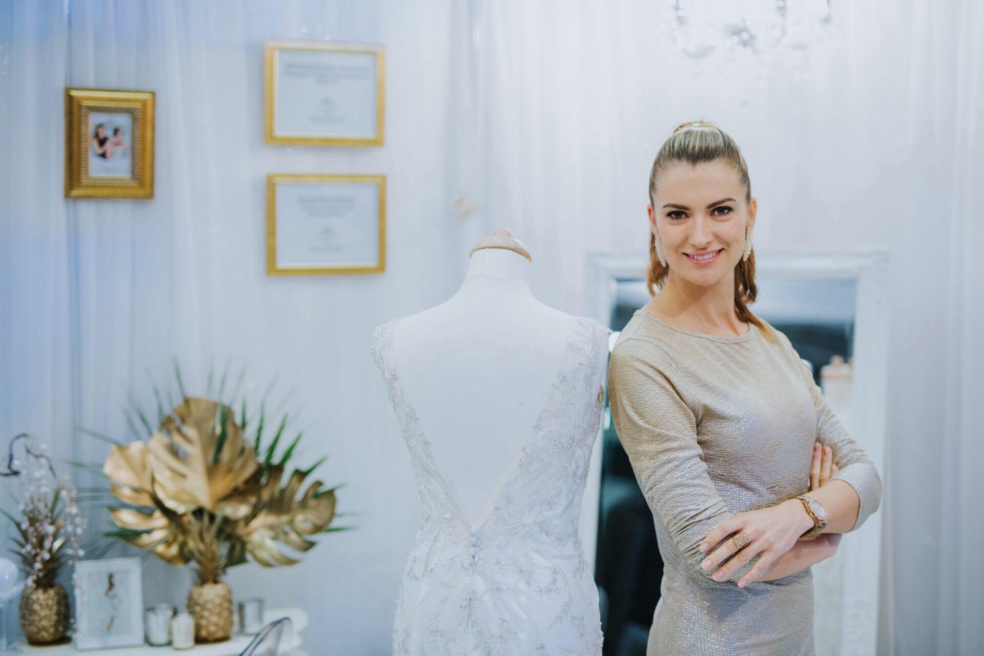 Körmendy-Szomoru Kata, menyasszony stylist, esküvőszervezés
