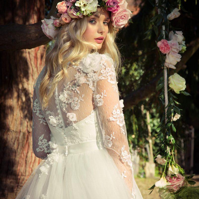vintage menyasszonyi ruha, Csipkék és virágkoszorúk: vintage menyasszonyi ruhaköltemények, amiket meg kell nézned!