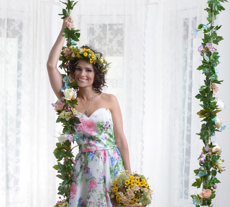 Legerszki Krisztina, Esküvő Classic címlap, esküvői videó