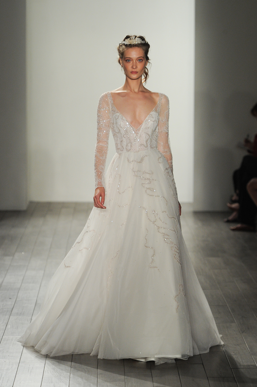 1ca55a90bb Hayley Paige fehér menyasszonyi ruha Hayley Paige light pink menyasszonyi  ruha Hayley Paige színes ...