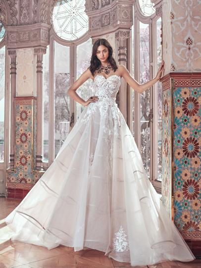 menyasszonyi ruha, Galia Lahav