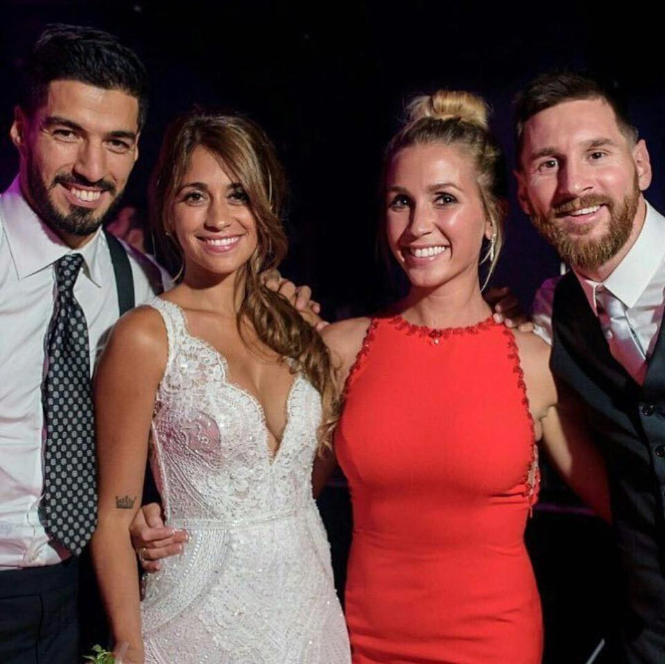 Lionel Messi & Antonella Roccuzzo sztár esküvő