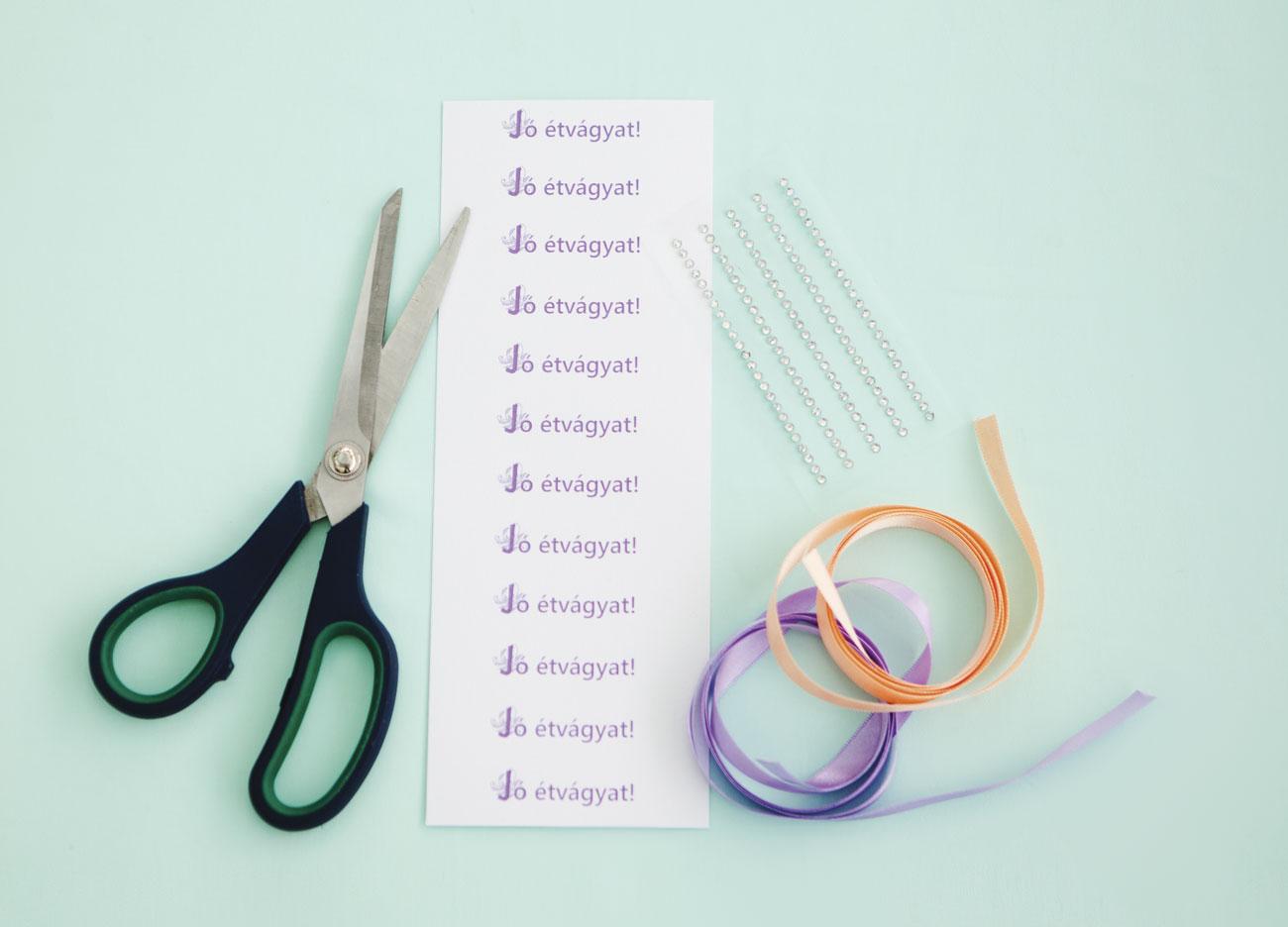 DIY szalvétadekor, Esküvői DIY: egyedi szalvétadekoráció, amelyet saját kezűleg is elkészíthetsz!
