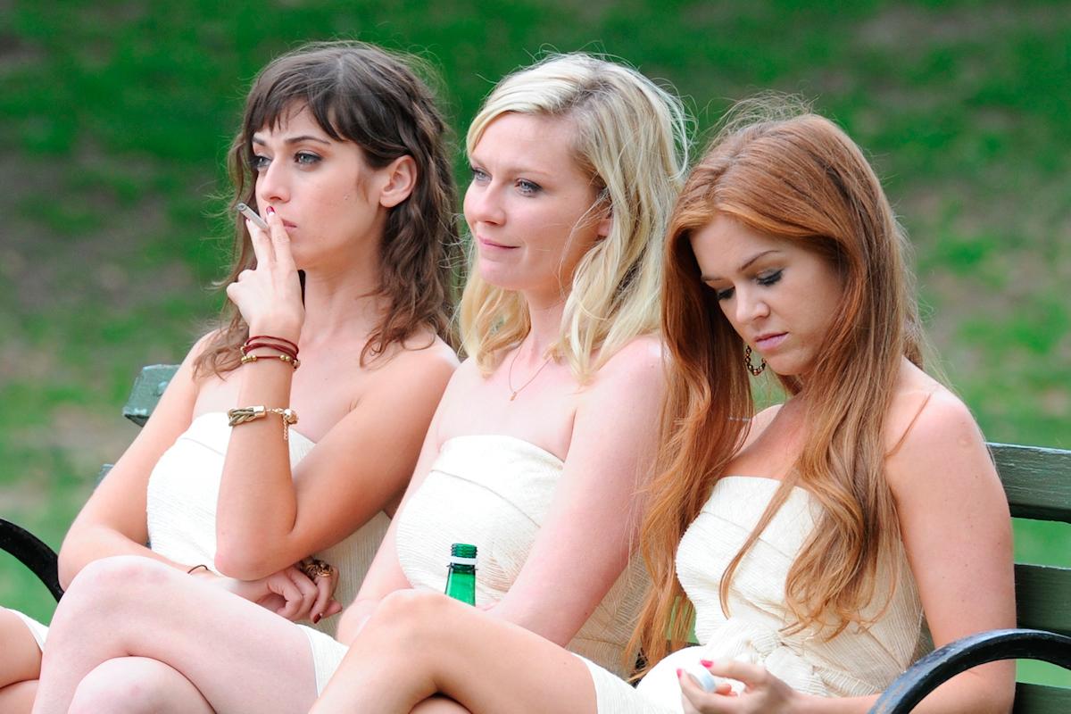 Koszoruslány, etikett, esküvő, esküvői film