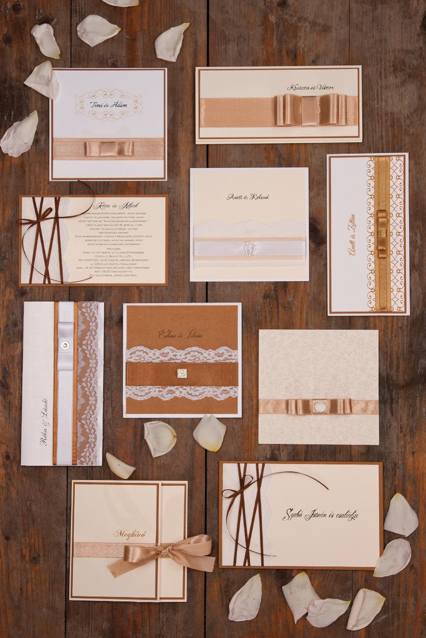 meghívó, Milyen esküvői meghívót válassz? Segítünk eligazodni a meghívók labirintusában, tarts velünk!