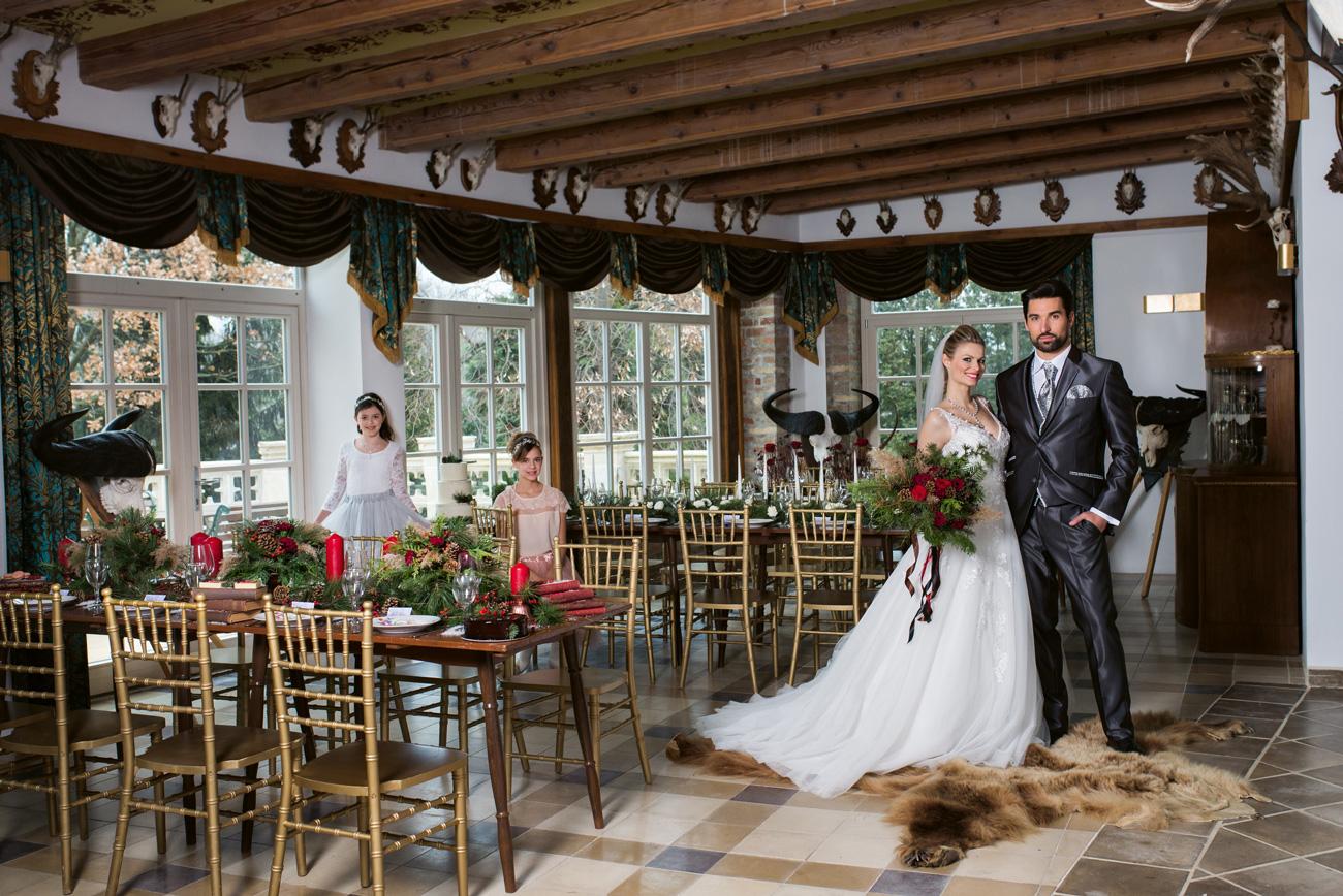 Kiss Ernő Zsolt & Bugár Anna esküvő