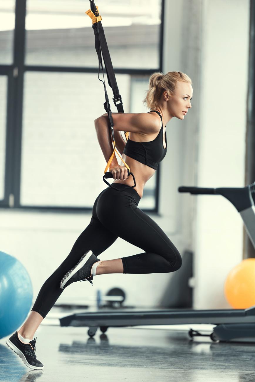 sport, Fátyol és sportcipő: Őrületesen szexi és tónusos vonalak a nagy napra