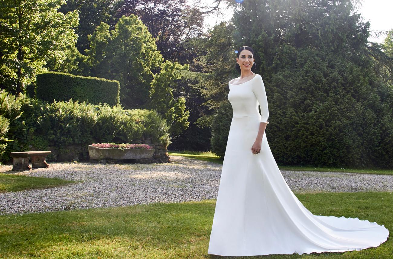 menyasszonyi ruha, Meghan Markle után szabadon – A Modeca Bridal elhozza neked a hercegné menyasszonyi ruháját!