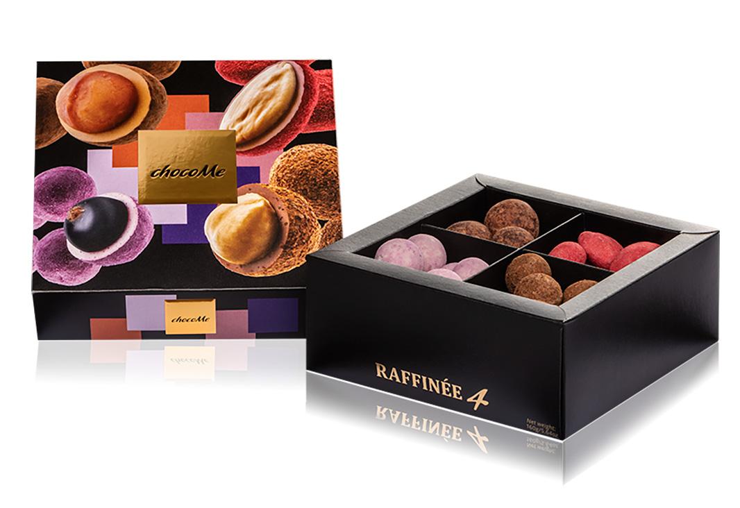köszönőajándék, 6 ínycsiklandó, innovatív csokoládészenzáció a chocoMe-től, ami tökéletes köszönőajándéknak az esküvődre