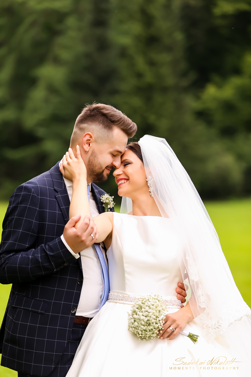 Antal Timi Demkó Gergő esküvő