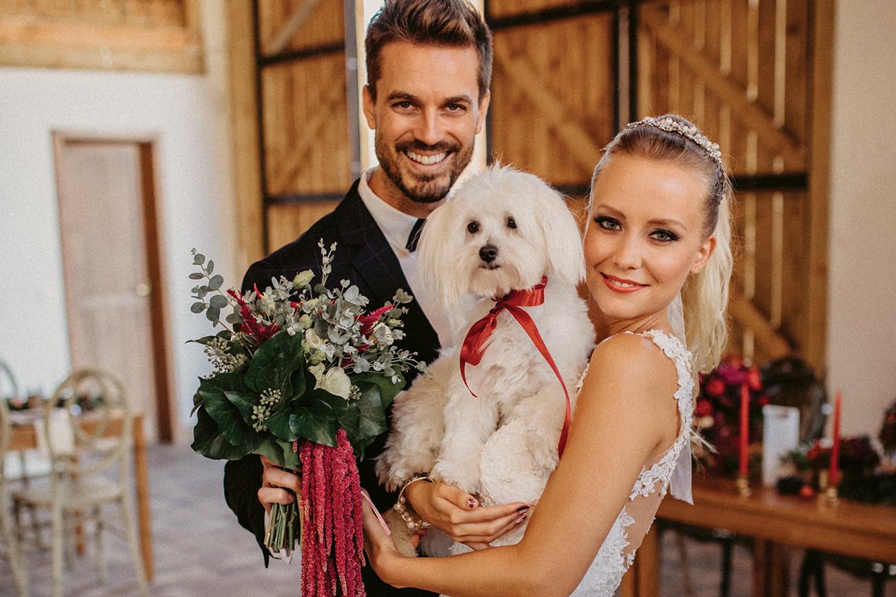 Kis Bernadett & Solti Ádám esküvő