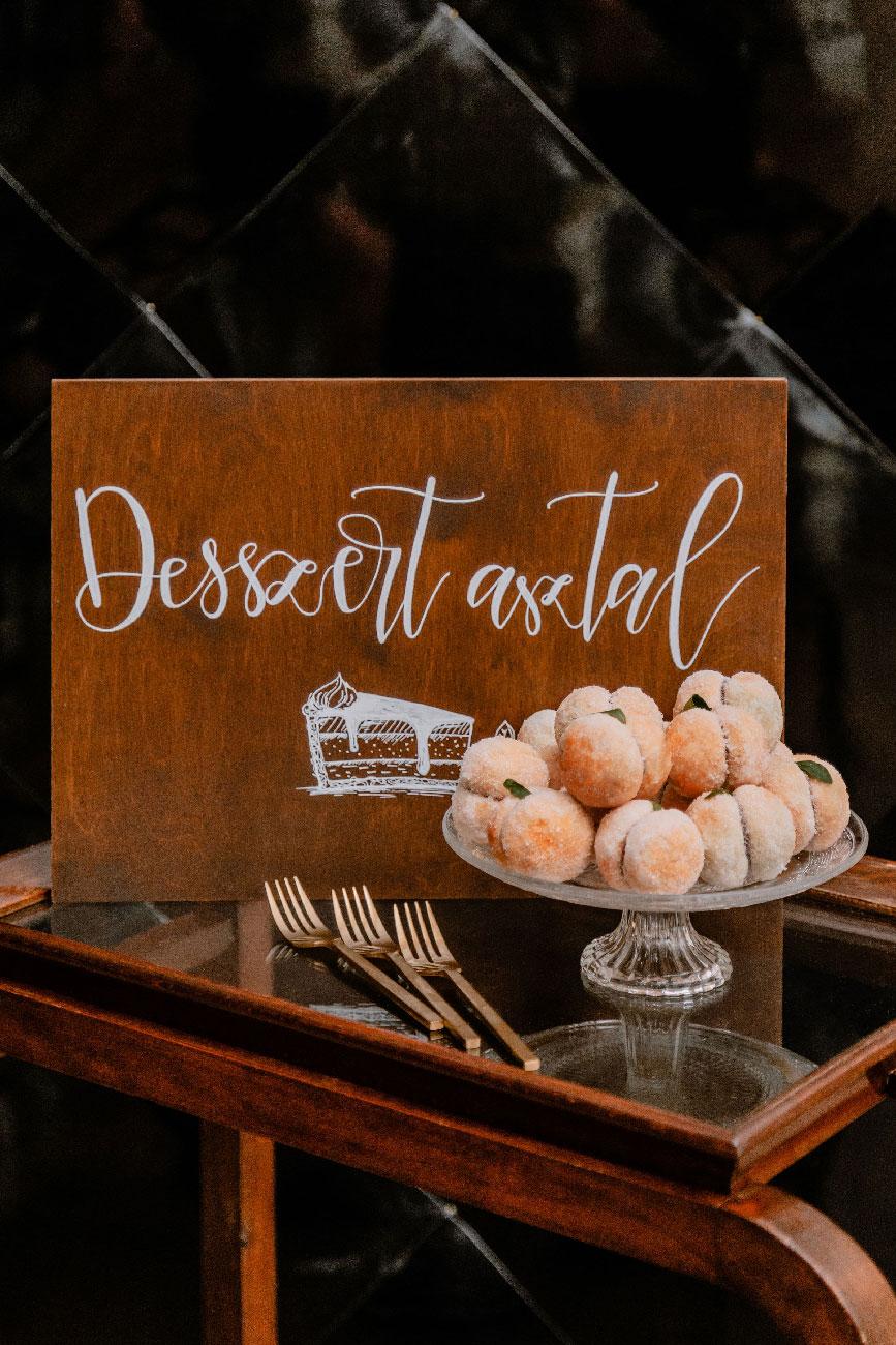 , Az esküvők sztárja a desszertpulton: Készíts velünk lagzis barackot!