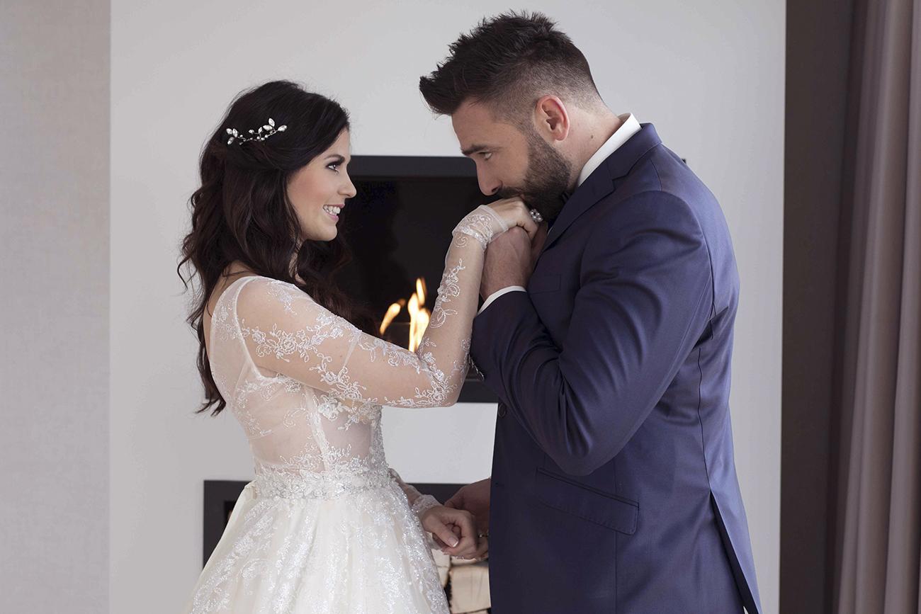 Kerek Adrienn & Csórics Balázs esküvő