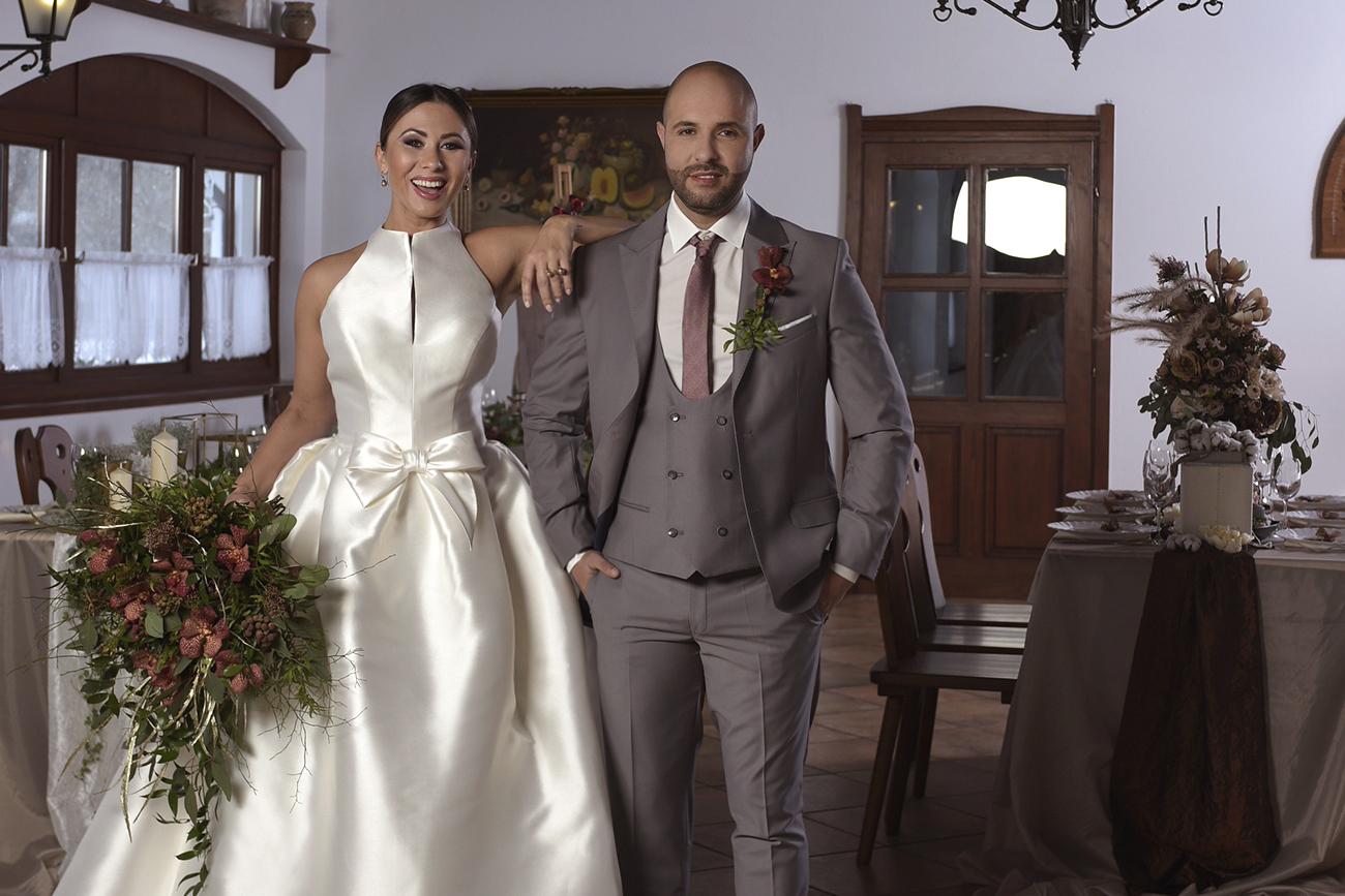 Megyeri Csilla & Molnár Zsolt esküvő