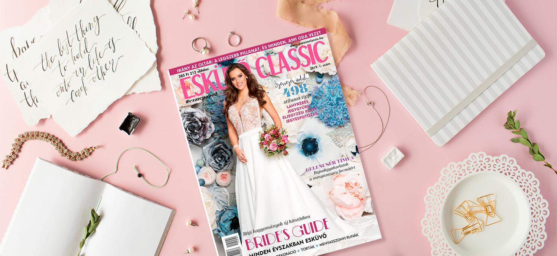 Esküvő Classic Magazin