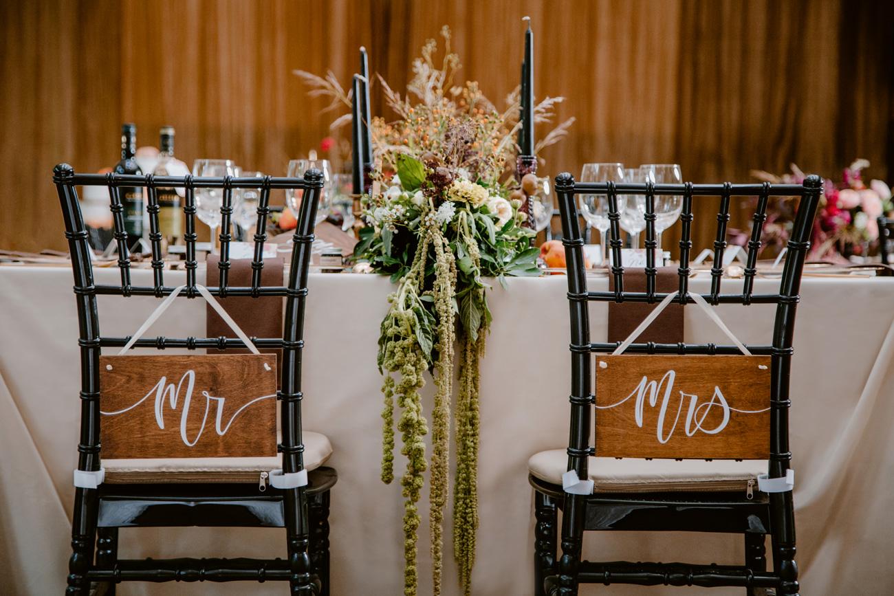 esküvői dekoráció, Szenvedély és szerelem – Som-Balogh Edina és Som Krisztián természetközeli esküvője