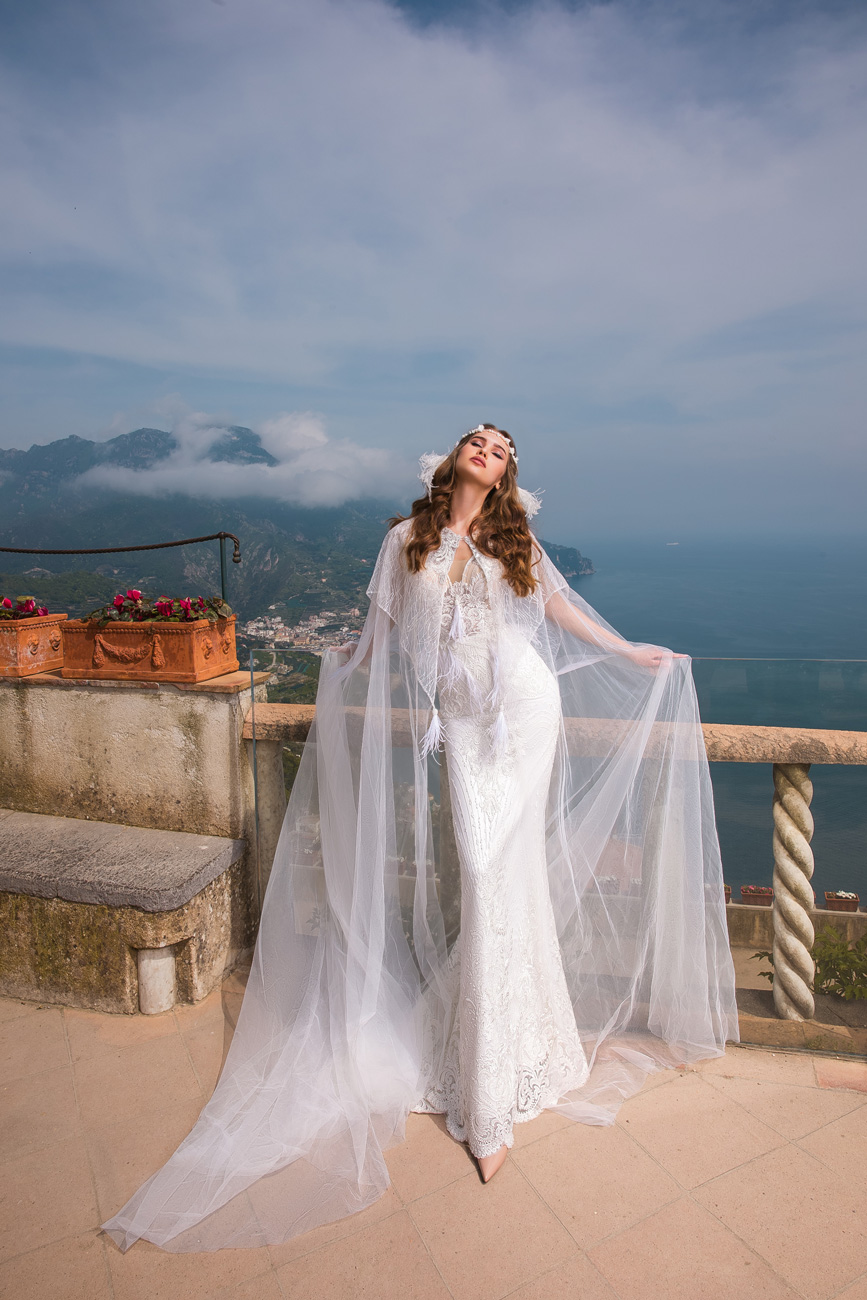 , La Dolce Vita – La Petra 2019-es menyasszonyi ruha kollekciójának minden egyes darabját imádni fogod!