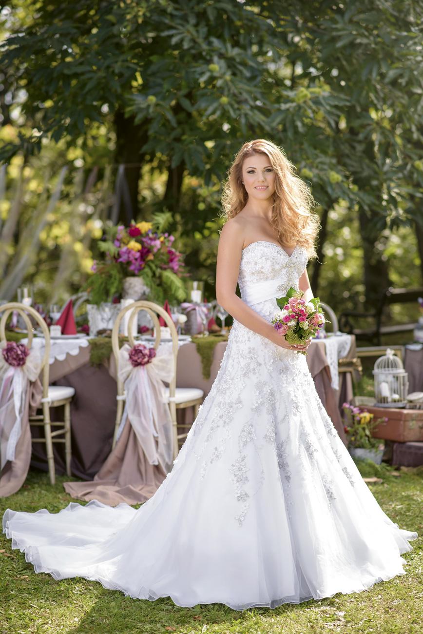 Sallai Nóra esküvő
