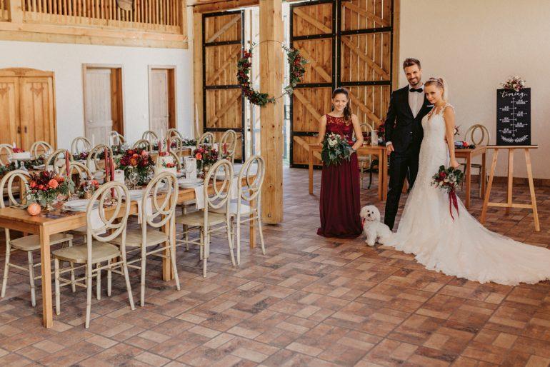 ecc1ff3806 Rusztikus esküvői dekor: a Barátok Közt sztárja Solti Ádám és Kis ...