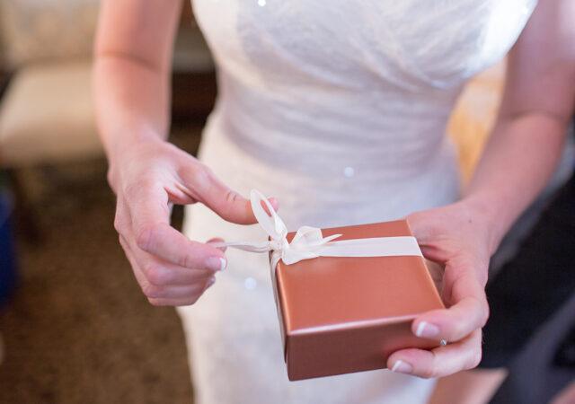 megismerni egy ajándék a szülők- in- law
