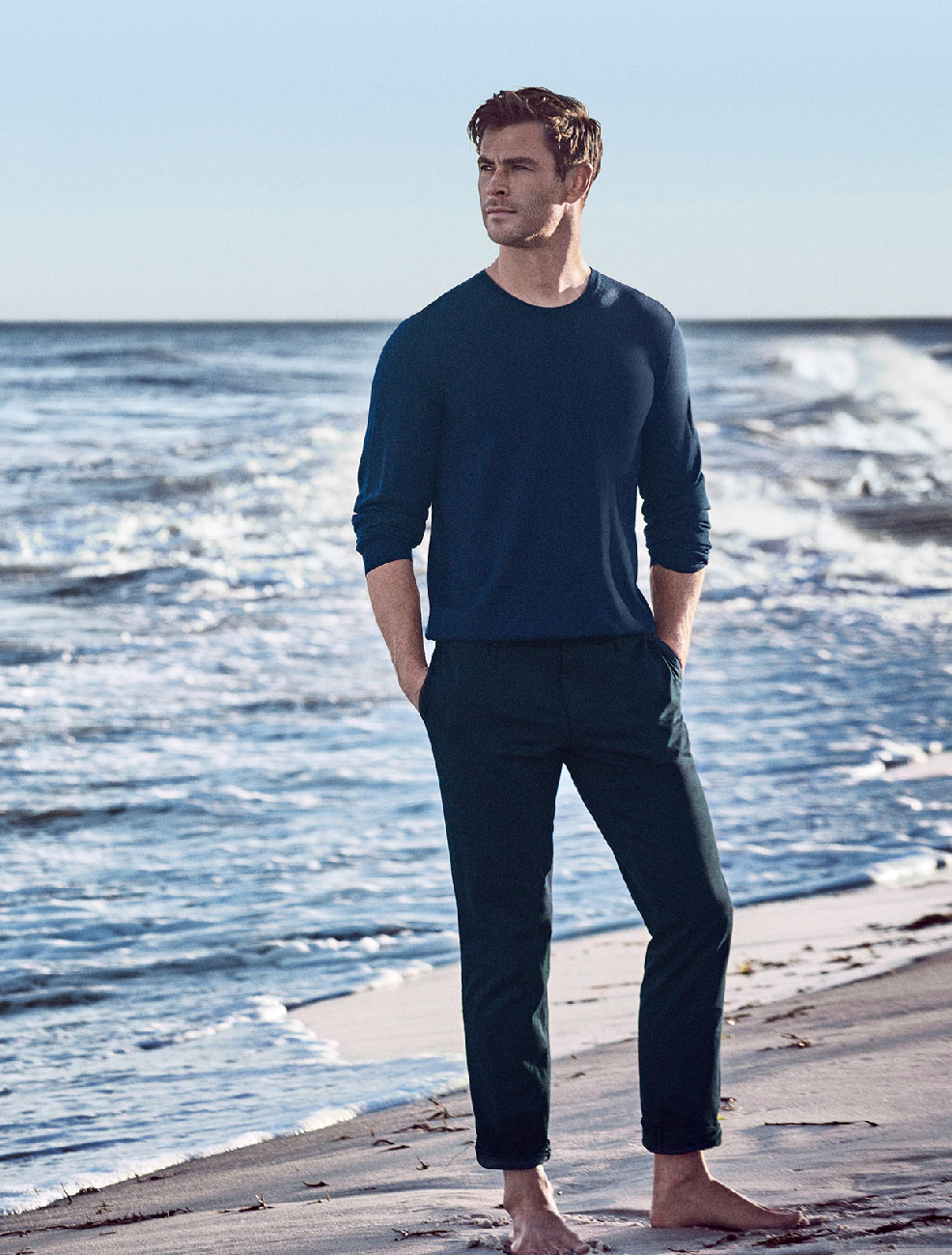 Hugo Boss Bottled Infinite, Chris Hemsworth - vőlegény illat, parfüm esküvőre