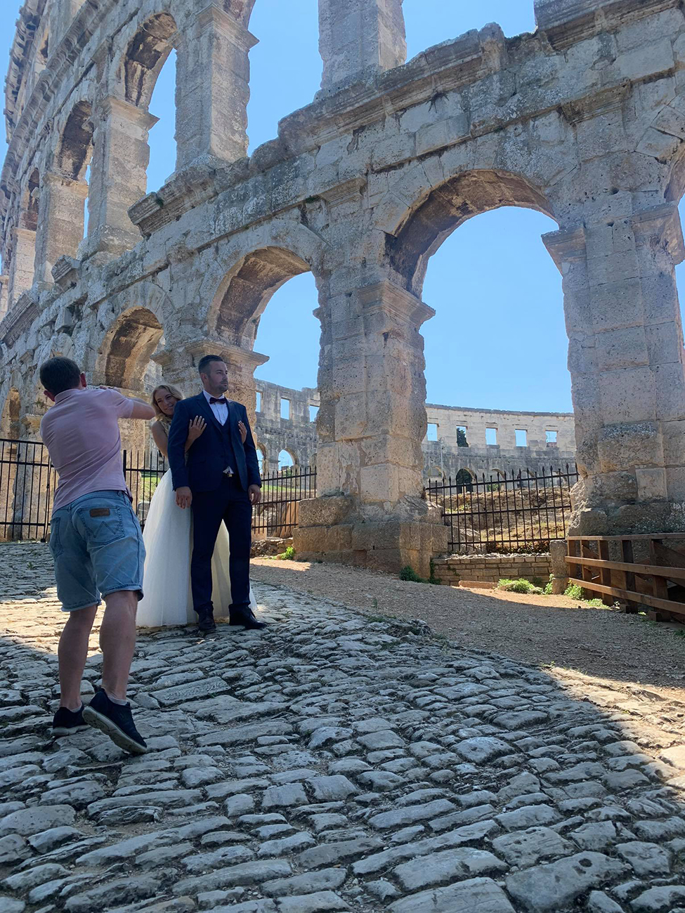 esküvői videós, Esküvői cinematográfia és drónvideózás – Az RP Cinematography komplex szolgáltatása révén páratlan esküvői filmed lehet