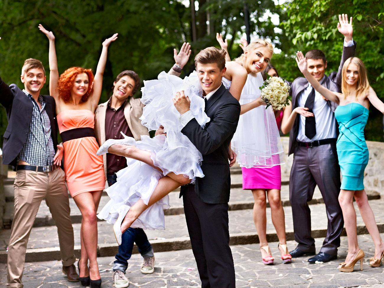 Vicces esküvői játékok, játékok esküvőre, ceremóniamester