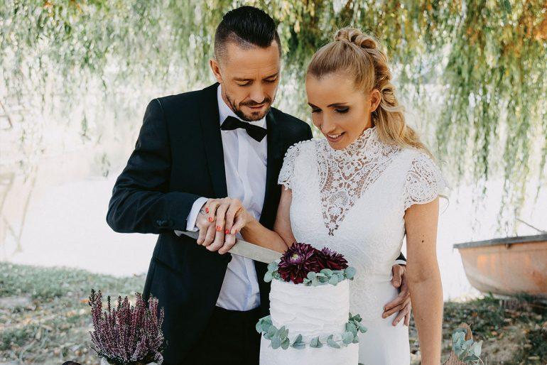 ad79116d18 Esküvő, amit a természet ihletett – Inspirálódj Róka Adrienne és ...