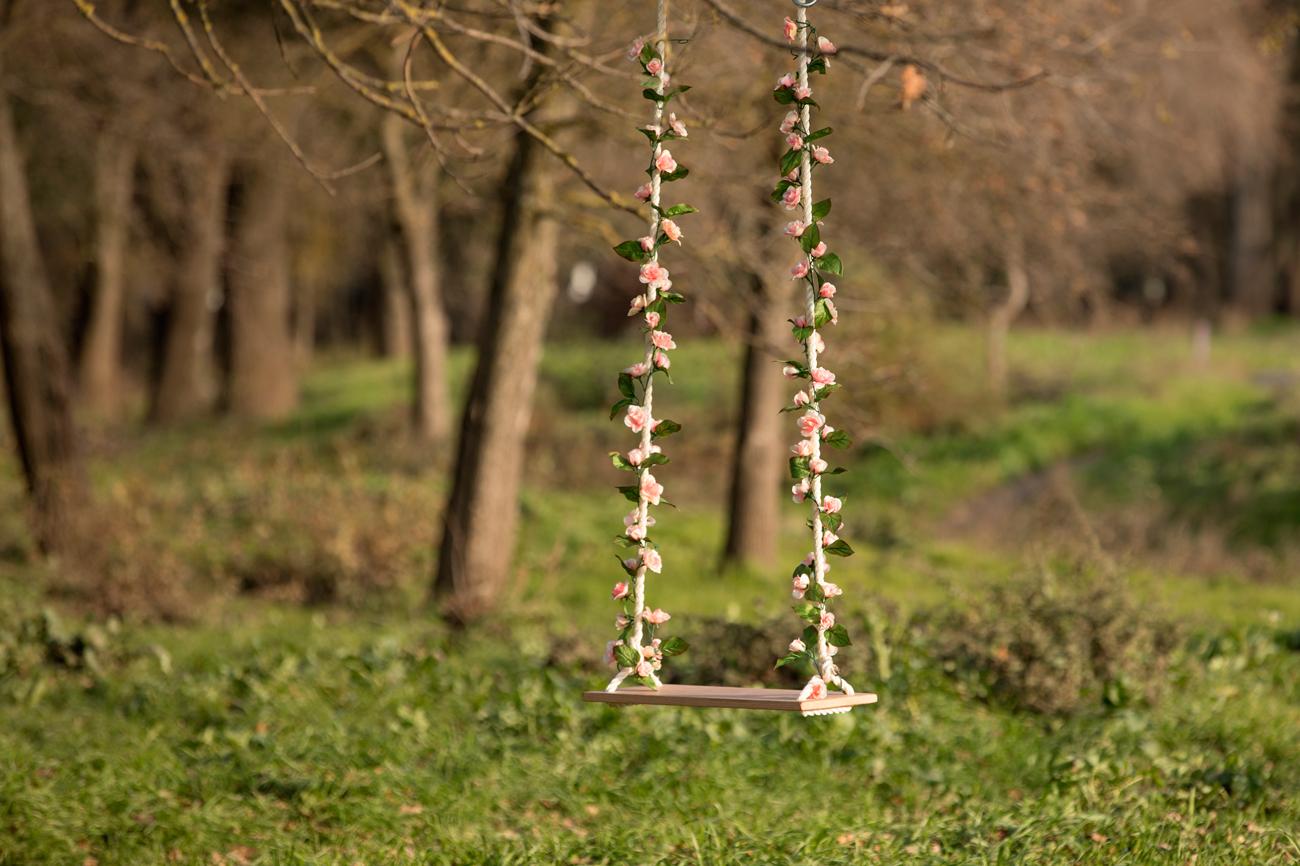 esküvői virágdekoráció