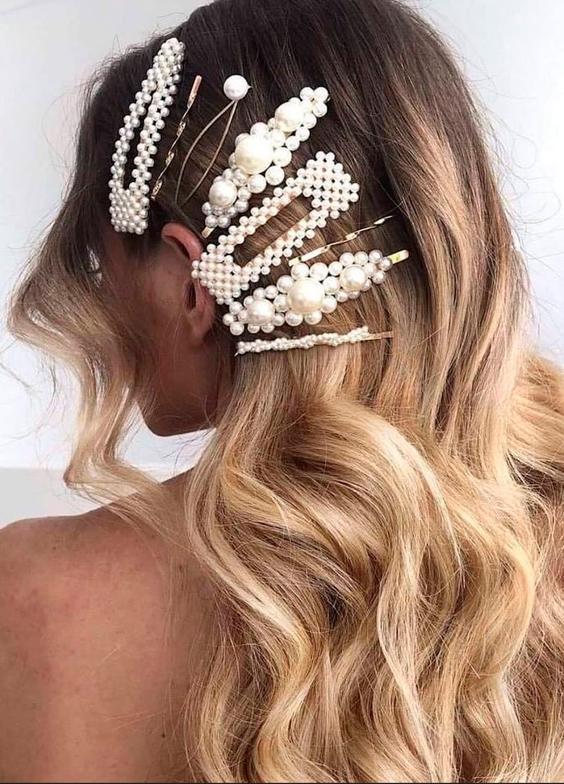 Esküvői frizura inspiráció