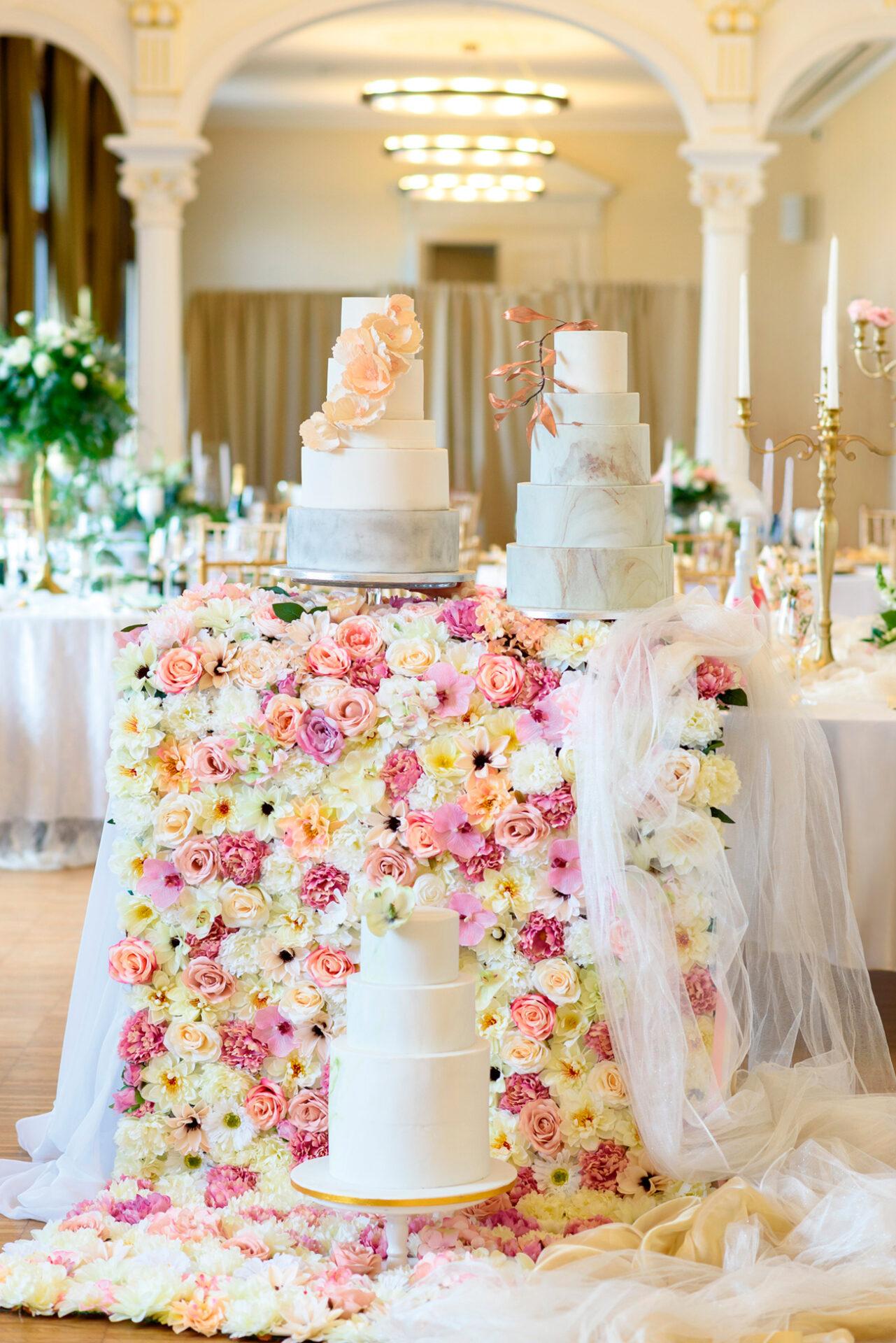 Esküvői torta - Tortapalota
