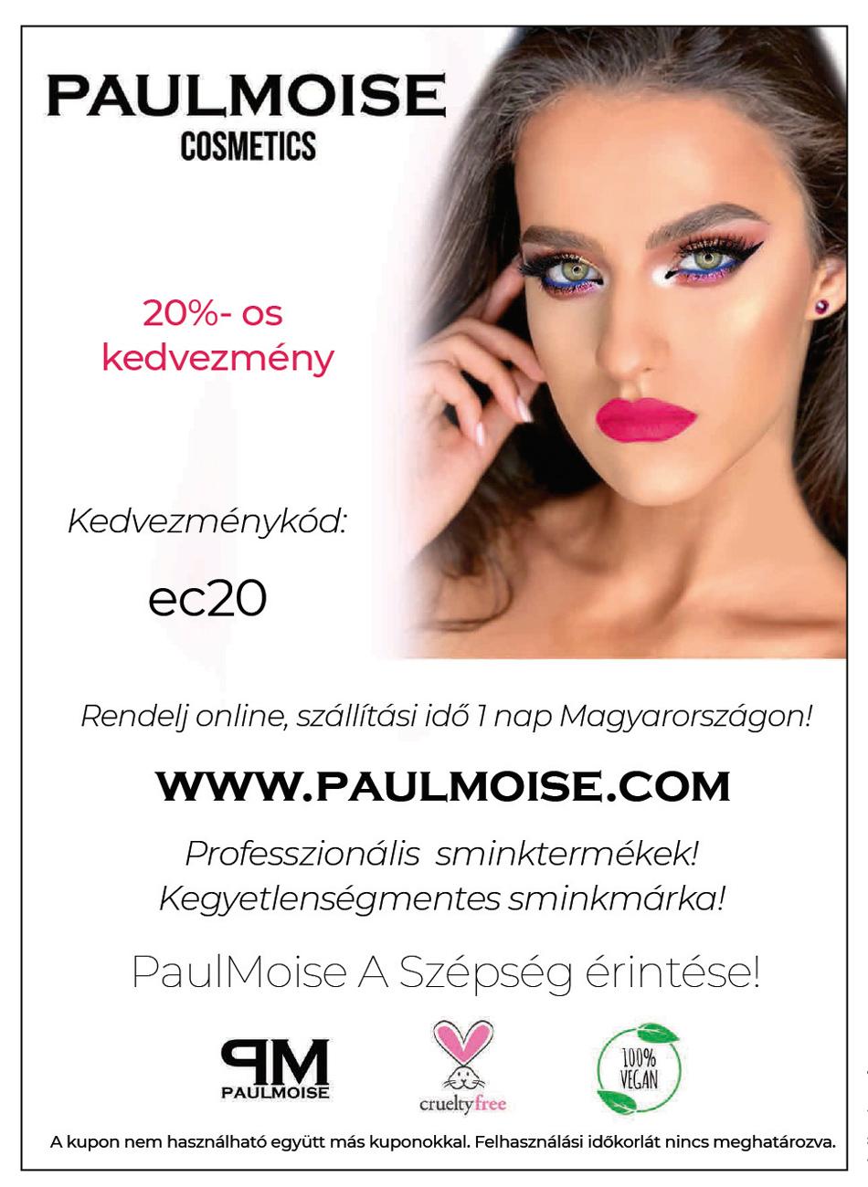 , A női szépség forradalma – A PaulMoise Cosmetics felszínre hozza a benned szunnyadó dívát akár esküvőre, akár nászútra készülsz