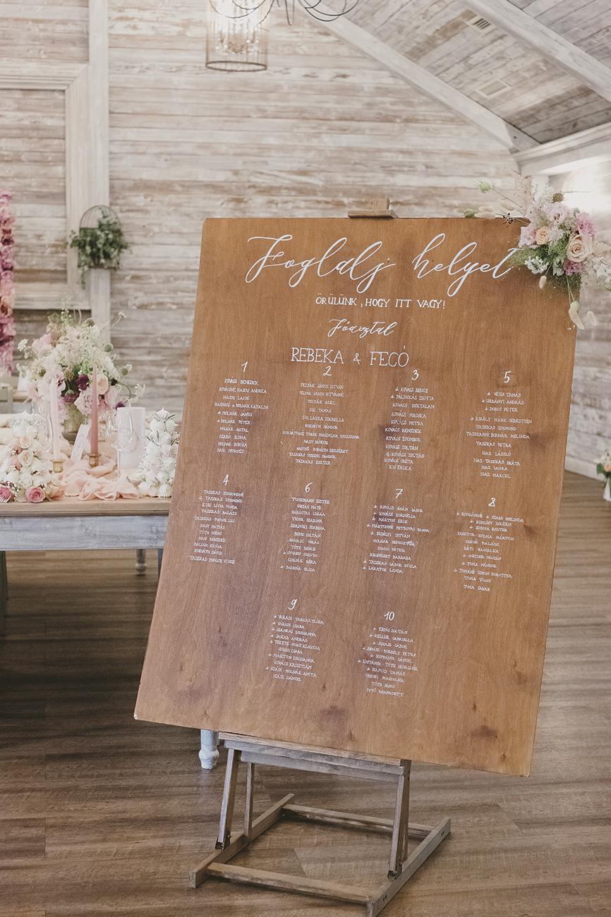 esküvői idézetek, Dekorációs táblák különleges feliratokkal: néhány szerelmes tipp, amitől egyedi lesz az esküvői dekoráció
