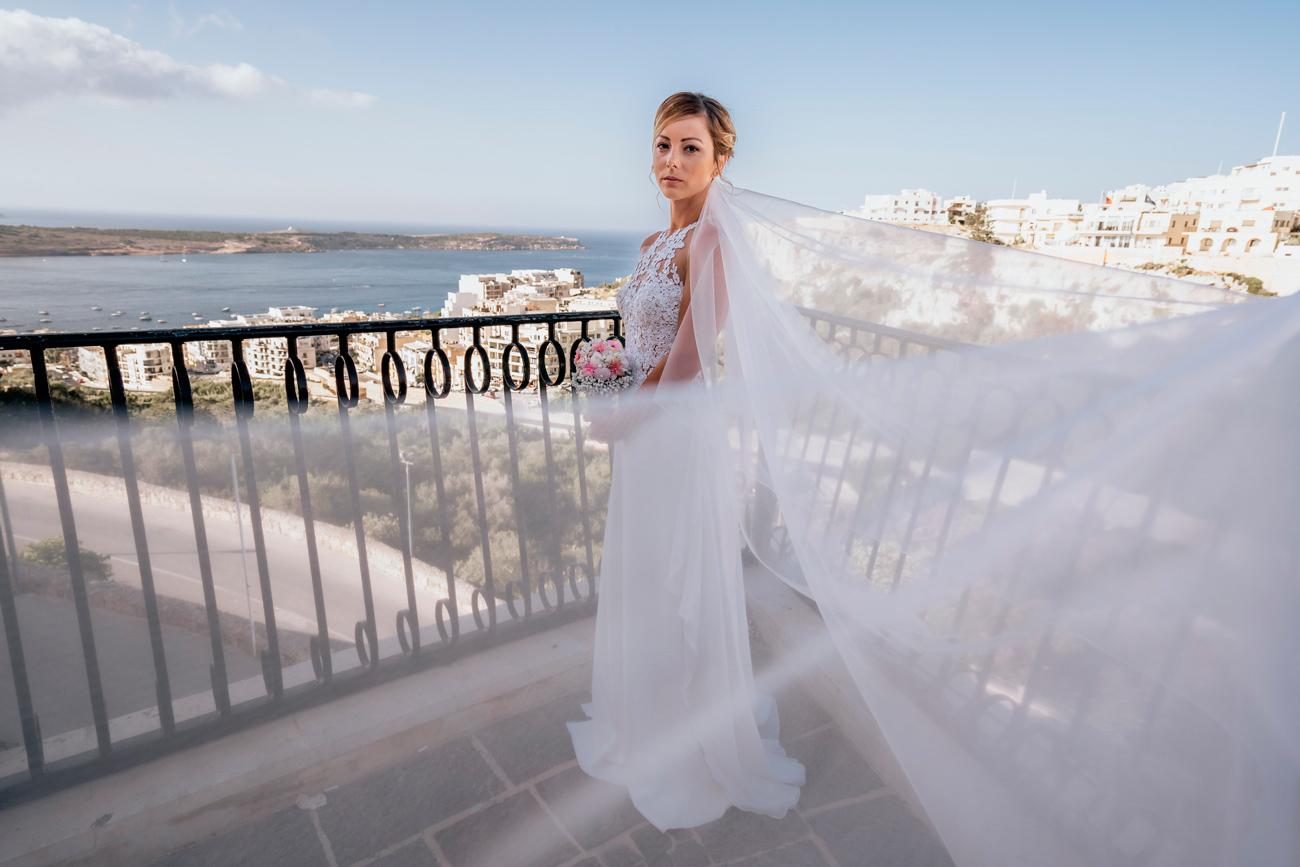 """esküvő máltán, """"Hihetetlen, hogy nekem csak szét kellett tárnom a karom, és elmerülni a boldogságban."""" – így zajlik egy álomesküvő Máltán"""