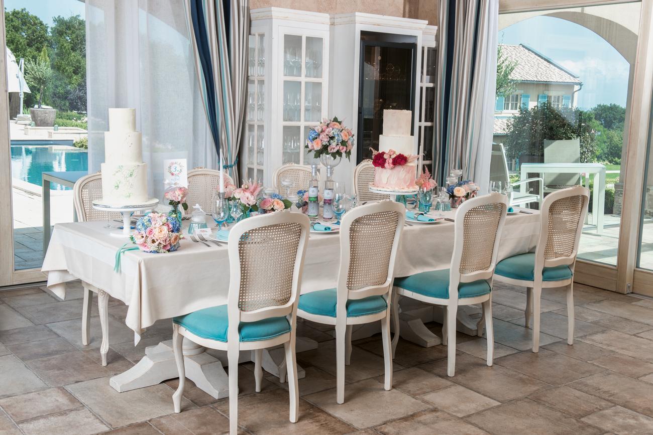 Balatoni esküvői helyszín: Villa Vitae / Fotó: Köő Adrien