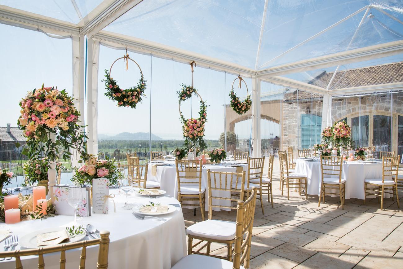 Balatoni esküvői helyszín: Villa Vitae / Fotó: Panamy