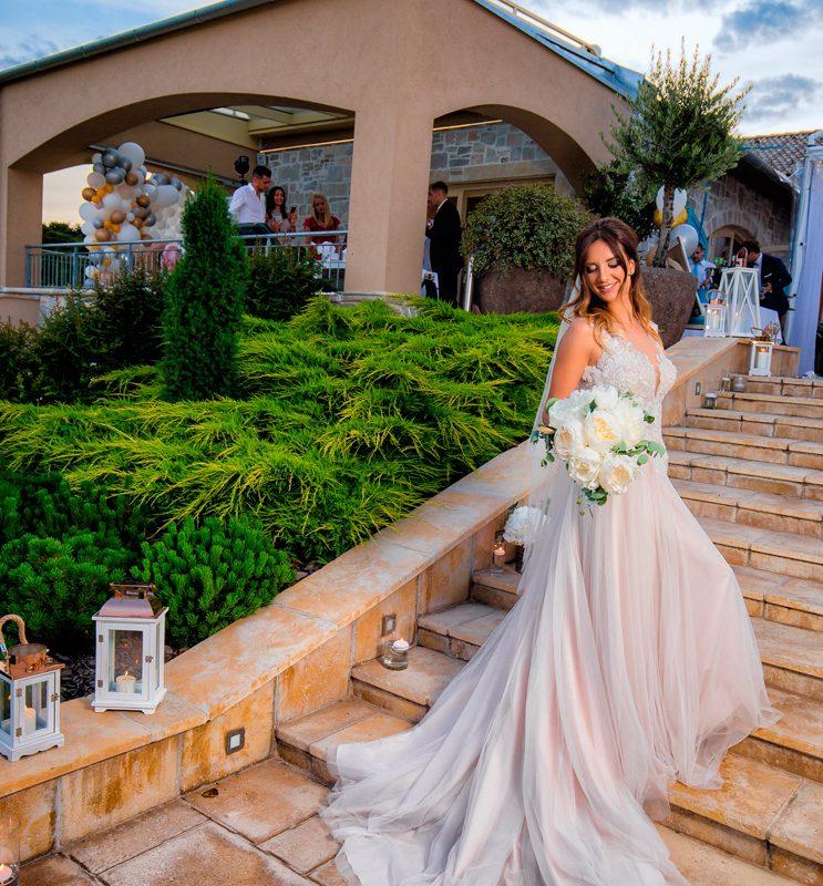 Márk & Barbi / Esküvő a Villa Vitae-ben / Fotó: Zsolt Lengyel Photohraphy