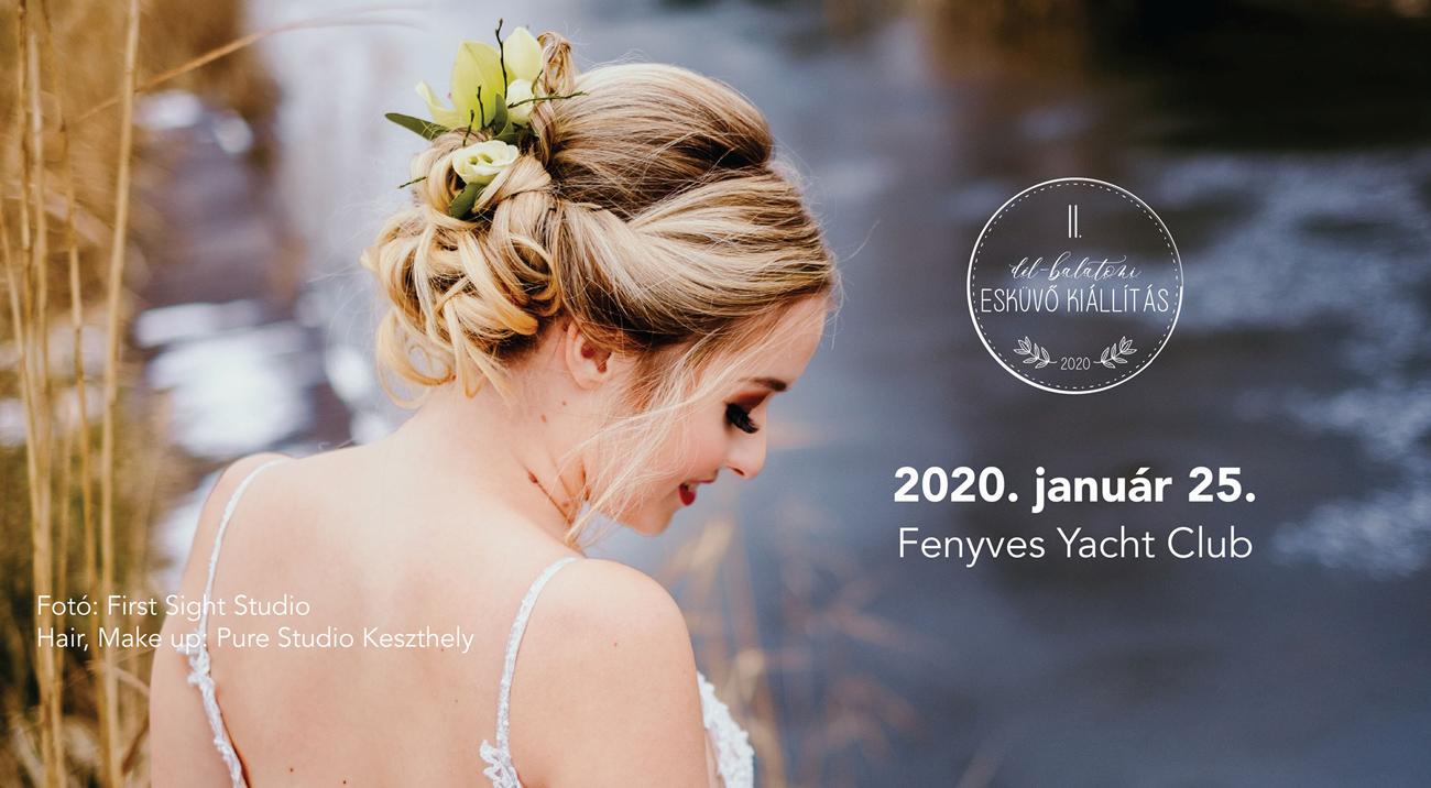 január 25-én jön a II. Dél-Balatoni Esküvő Kiállítás