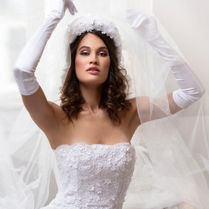 Exkluzív Anita Pasztor esküvői divatbemutató az Esküvő Classic Live!-on