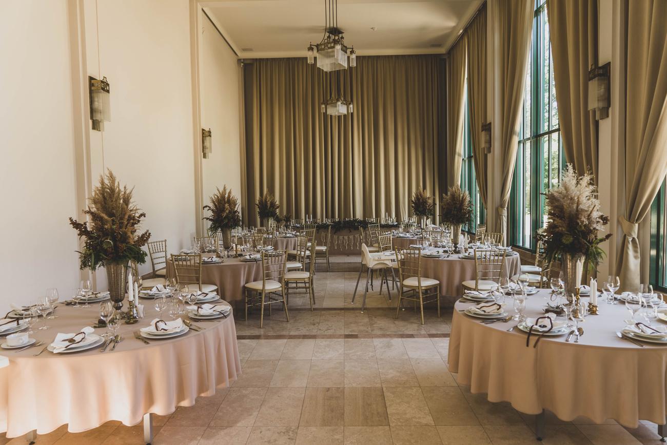 Pálma Rendezvényház esküvői helyszín